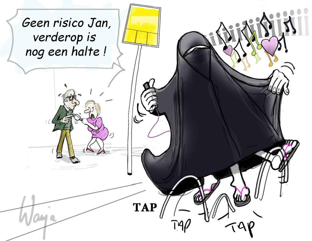 Conform visie Eberhard van der Laan. Wanja GraaiTV